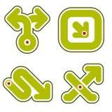 Elementos 31e del diseño Fotografía de archivo libre de regalías