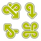 Elementos 31g del diseño Fotos de archivo libres de regalías