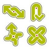 Elementos 31i del diseño Fotografía de archivo libre de regalías