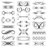 Elementos Imagens de Stock Royalty Free