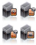 Elementos 51g del diseño Imágenes de archivo libres de regalías