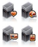 Elementos 51i del diseño. Imágenes de archivo libres de regalías