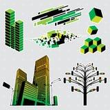 Elementos #8 del diseño Fotos de archivo libres de regalías
