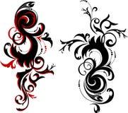 Elementos abstractos del diseño Libre Illustration