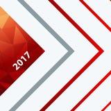 Elementos abstratos do projeto do vetor para a disposição gráfica Imagens de Stock Royalty Free
