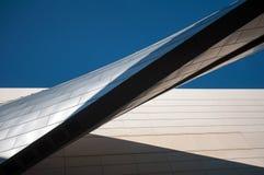 Elementos arquitectónicos modernos Foto de Stock