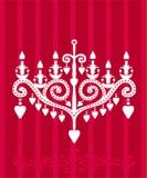 Elementos barrocos Imagens de Stock Royalty Free