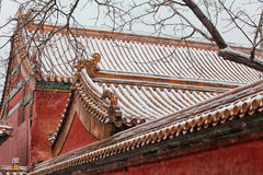 Elementos chineses Foto de Stock Royalty Free