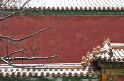 Elementos chineses Imagens de Stock