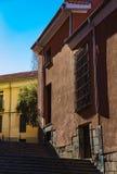 Elementos da arquitetura do ` s da Espanha Imagem de Stock