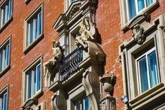 Elementos da arquitetura do ` s da Espanha Foto de Stock Royalty Free