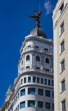 Elementos da arquitetura do ` s da Espanha Imagens de Stock