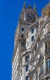Elementos da arquitetura do ` s da Espanha Fotografia de Stock Royalty Free
