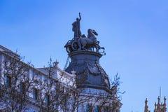 Elementos da arquitetura do ` s da Espanha Fotos de Stock Royalty Free