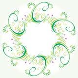 Elementos da grama Imagem de Stock Royalty Free