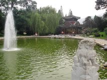 Elementos de China fotos de stock royalty free