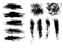 Elementos de Grunge Fotos de Stock