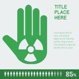Elementos de Infographic. Foto de Stock Royalty Free