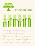 Elementos de Infographic. Fotos de archivo