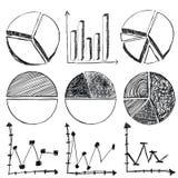 Elementos de Infographic stock de ilustración