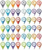 Elementos de Infographic #20 Imágenes de archivo libres de regalías