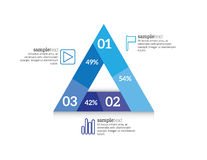 Elementos de Infographic Fotos de Stock