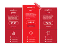 Elementos de Infographic Imagens de Stock Royalty Free