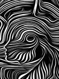 Elementos de líneas internas ilustración del vector