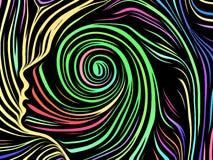 Elementos de líneas internas libre illustration