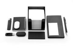 Elementos de la identidad corporativa Fotografía de archivo libre de regalías