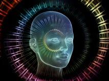 Elementos de la mente Imagenes de archivo