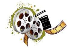 Elementos de la película Fotografía de archivo