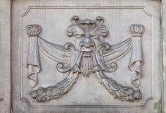 Elementos de las casas de vivienda históricas Imágenes de archivo libres de regalías
