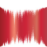 Elementos de semitono. Ondas acústicas mágicas. Fotos de archivo libres de regalías
