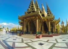 Elementos de una pagoda antigua Foto de archivo