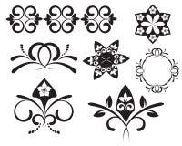 Elementos decorativos libre illustration