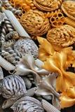 Elementos decorativos del oro y de la plata, fondo, textura Foto de archivo libre de regalías