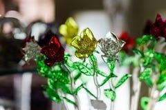 Elementos decorativos home bonitos produzidos Imagens de Stock Royalty Free