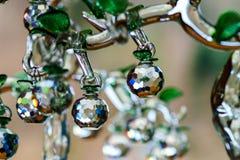 Elementos decorativos home bonitos produzidos Imagem de Stock Royalty Free