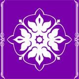 Elementos decorativos para projetos Imagem de Stock Royalty Free