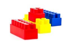 Elementos del diseñador de los niños Imágenes de archivo libres de regalías