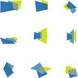 Elementos del diseño stock de ilustración