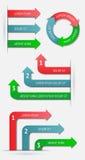 Elementos del diseño Imagen de archivo libre de regalías