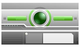 Elementos del diseño del vector Foto de archivo libre de regalías
