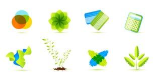 Elementos del diseño del vector ilustración del vector