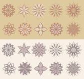 Elementos del diseño gráfico Imagenes de archivo