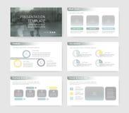 Elementos del infographics Fotos de archivo libres de regalías