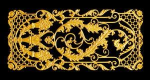 Elementos del ornamento, Imagen de archivo libre de regalías