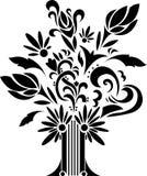Elementos del ornamento del diseño del remolino Imágenes de archivo libres de regalías