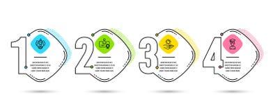 Elementos del Web stock de ilustración